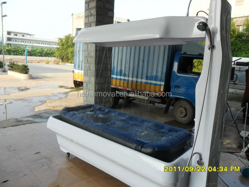 Good Quality Pool/spa Massage Water Bed,Water Jet Massage Bed S-15 ...