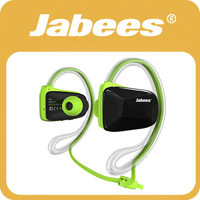 Jabees for Nokia Wireless Sport bass Bluetooth stereo Headset for iPhone mobile universal