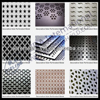 special perforated metal mesh for decoration factory (BV,ISO9001)