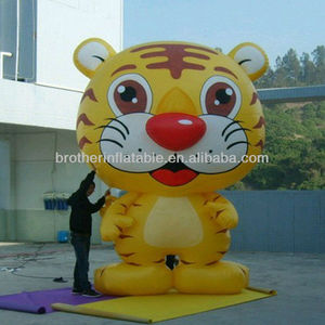 NEW 2013 Inflatable Tiger Mascot Costume