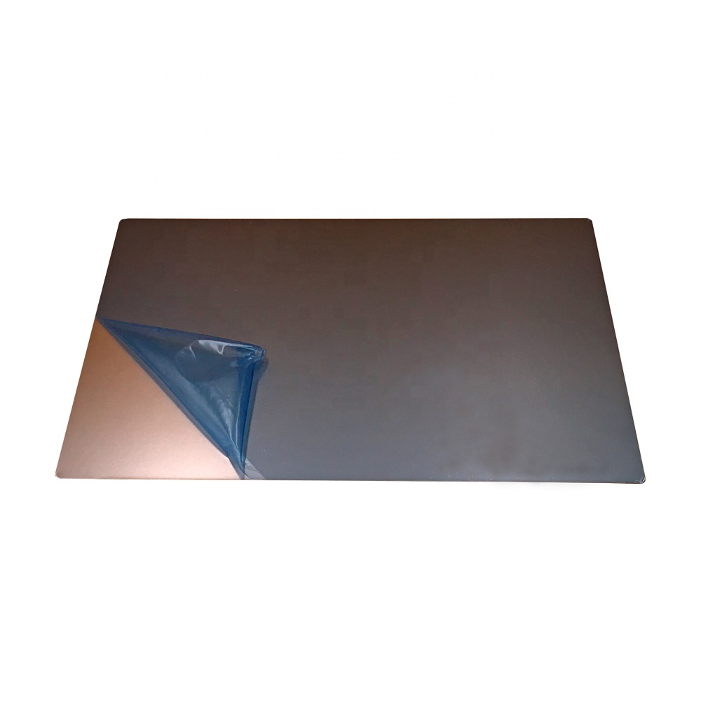 A4 0.8mm Matt Finish Metal Flat <strong>Stainless</strong> Steel Sheets for Laminate