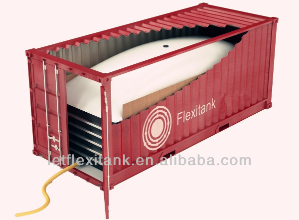 flexitank for discharge sugar cane molasses