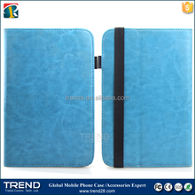 tablet universal case pu leather cover for apple iPad case