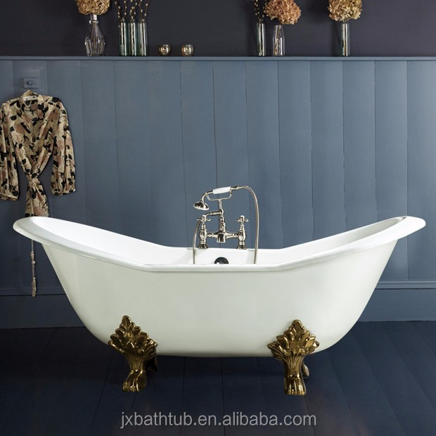 Hand Drawing Weight Slipper Cast Iron Bathtubs Us Ce C Upc Made In China Bathtub