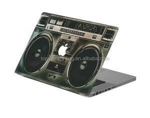 China factory price Bulk transparent laptop skin for Mac book with OEM design