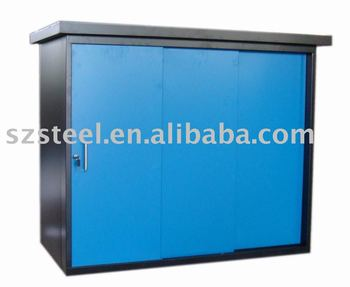 Outdoor Cabinet Metal Anti Water Storage
