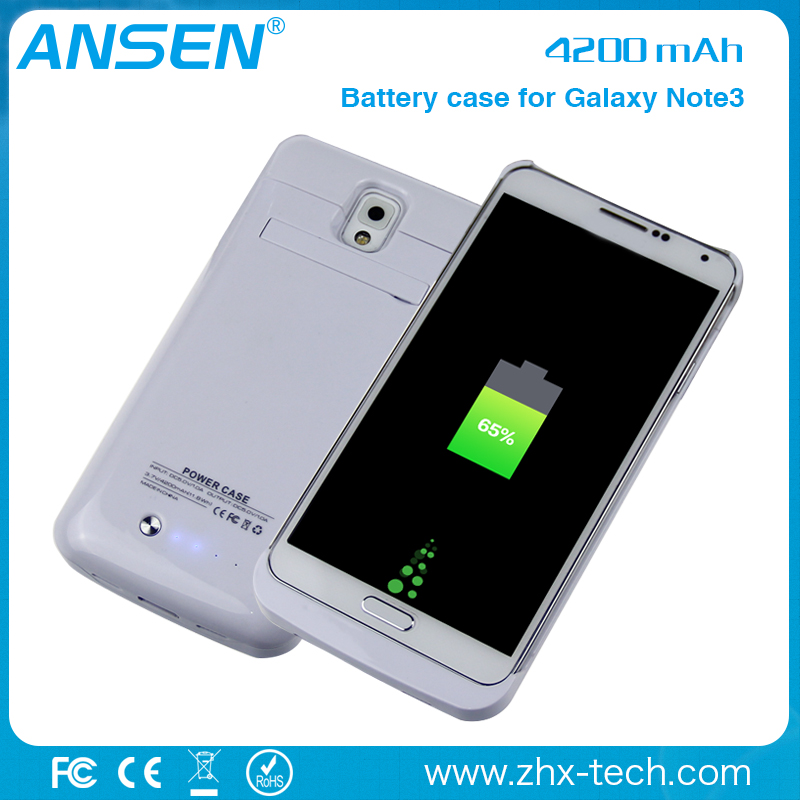 mobile phone accessories portable power bank case universal max power qi mobile battery charger for samsung note3