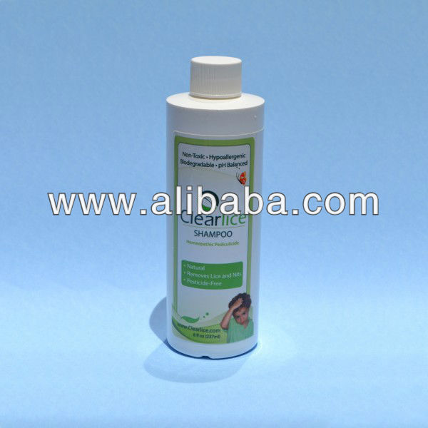 Natural Head Lice Shampoo