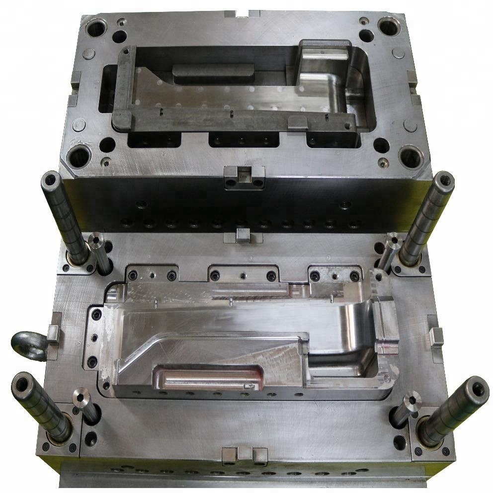 injection mold moulding die cutting machine for plastic parts china factory services
