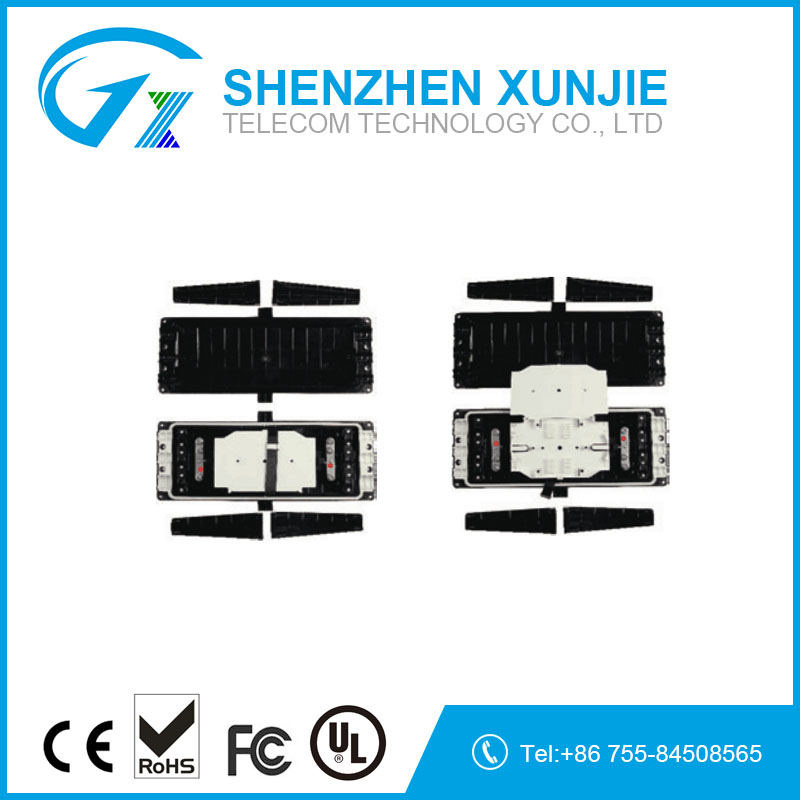 FTTH optical fiber cable 144 Cores Waterproof joint enclosure box Splice Closure Joint Box