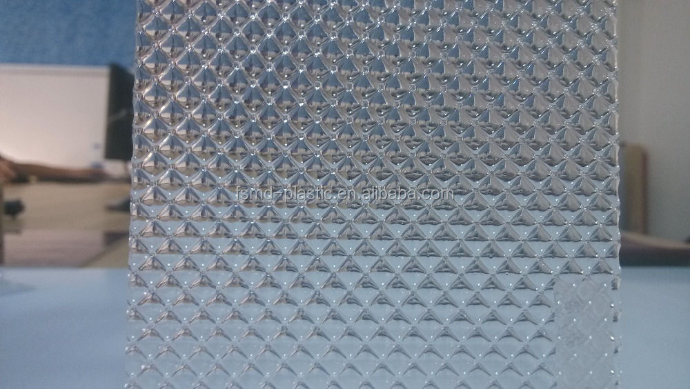 Ps Sheet Patterned Plexiglass Decorative Plastic Sheet