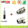 Low loss N type male Crimp Plug LMR400 RG8 7D-FB RG214 Cable RF Connector