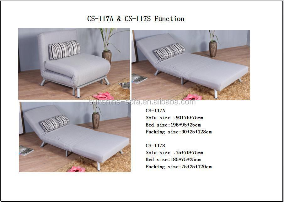 Modern Futon Metal Sofa Bed Usa Steel Sofa Chair - Buy Steel Sofa ...