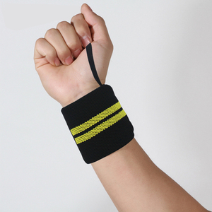 Weight Lifting Strap Wrist Bands Wraps Weightlifting Power Straps