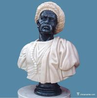 custom sculpture bust/african bust sculpture/bust sculpture