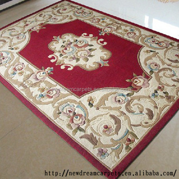 China Rugs And Carpets Supplier Hand Tufted Customized Woolu0026nylon Hotel  Room Carpet/hand Tufted Round