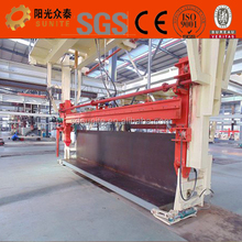 aac autoclave aerated concrete block machine light weight fly ash bricks making machine