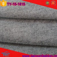 breathable two color yarn dyed shirts made european pattern knit fabric tube