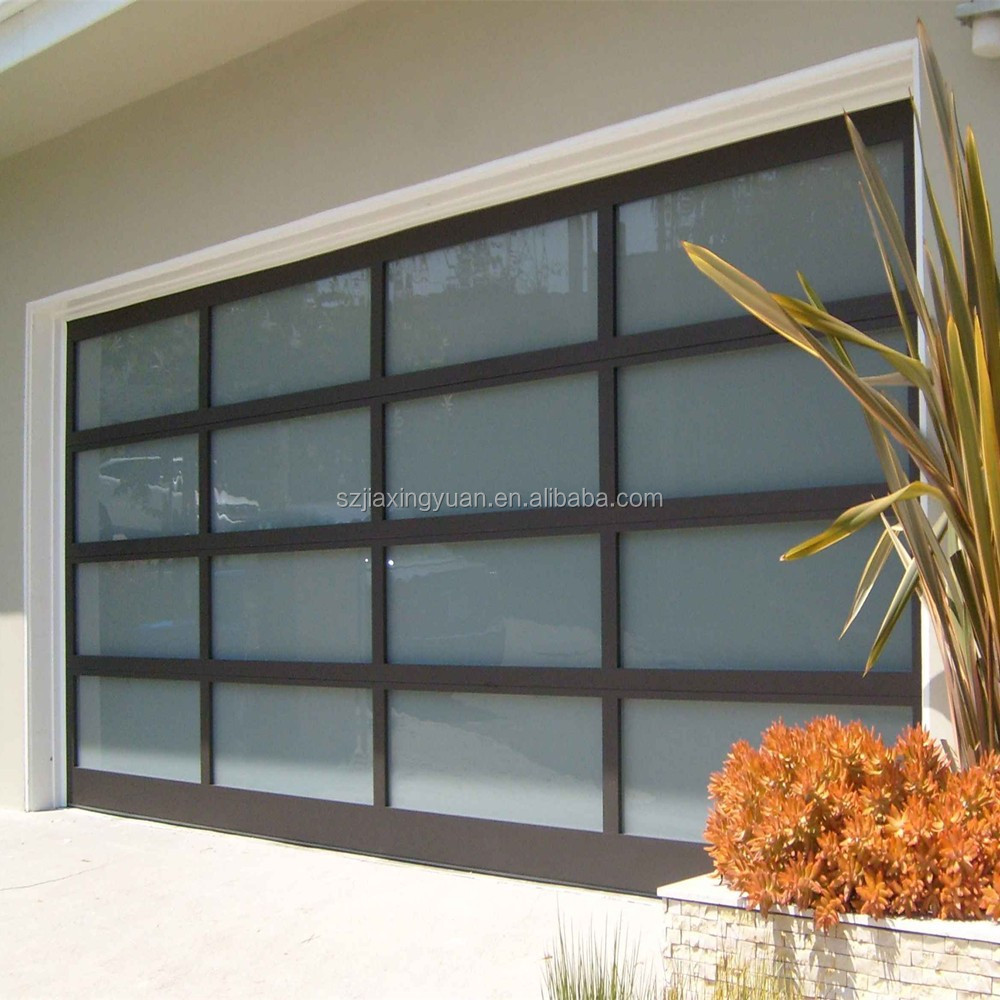 insulated glass garage doors. aluminum and insulated glass garage doors polycarbonate or tempered - buy & Insulated Glass Garage Doors Aluminum And Insulated Glass Garage ...