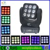 9*10W RGBW 4IN1 Led Disco Moving Head Light Matrix LED