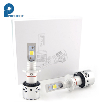 44W 6000lm High Power LED Headlight H4 Car LED Headlight Bulb
