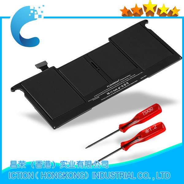 "New 7.6V 38.75WH A1495 Laptop Battery + Tool For Apple MacBook Air 11"" A1465 020-8082-A MD711 MD712 2013 Year"