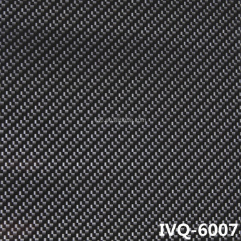 50/100/120CM Black Carbon fiber Hydrographic Water Transfer Printing Film IVQ-6007