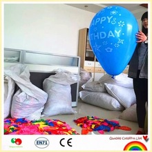 "China wholesale mixed color 36"" Inches Advertising Latex Balloon"