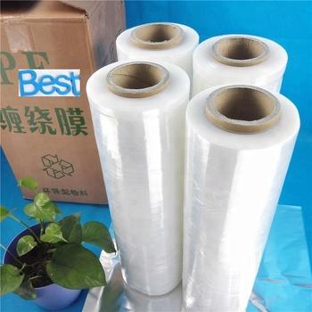 Factory Price! Clear Polyolefin / Pof / Pet / Pe / Pvc Heat Shrink Film  Foil Jumbo Rolls - Buy Pof Shrink Film,Pof Film,Pvc Shrink Film Product on