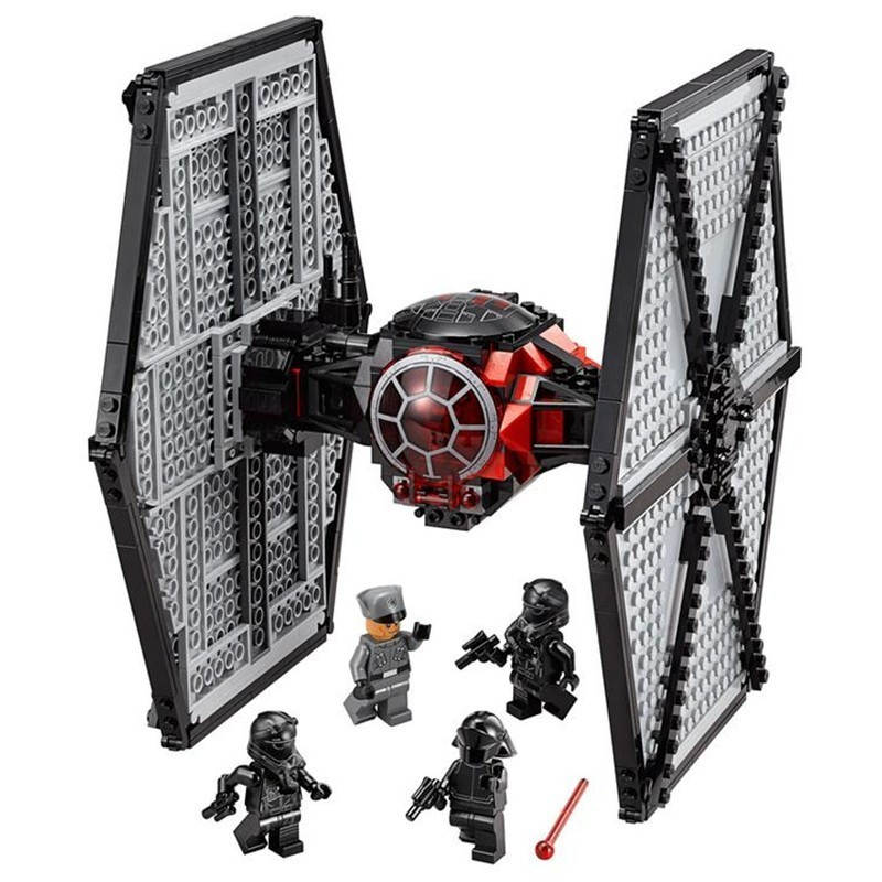 Star Wars Blocks First Order Special Forces TIE Fighter