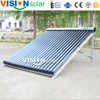 Efficient Heat Pipe Evacuated Solar Collector Tube