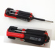 8 in 1 Multi Slotted Phillips torch light Screwdriver Tools Set with led light