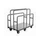 Convenient Storage Warehouse Lumber Panel Transport Cart
