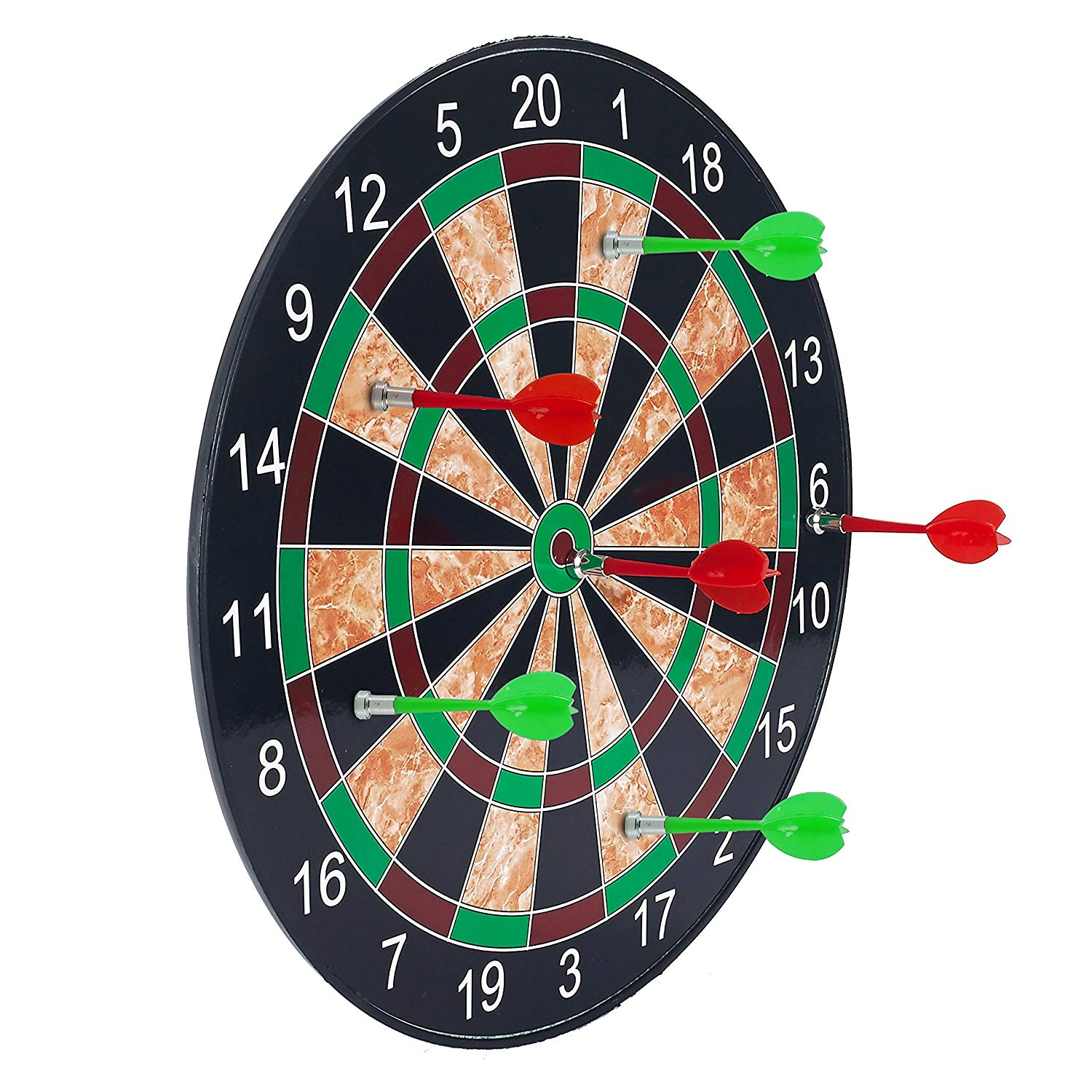 Other Games Mozlly Magnetic Dartboard Game Darts Toys & Hobbies