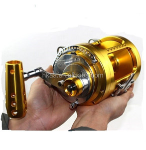New model cnc cutting machined High-power Intelligent type automatic fishing device Electric fishing reel