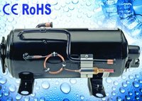 electric vehicle vacuum pump R22 horizontal refrigeration compressor