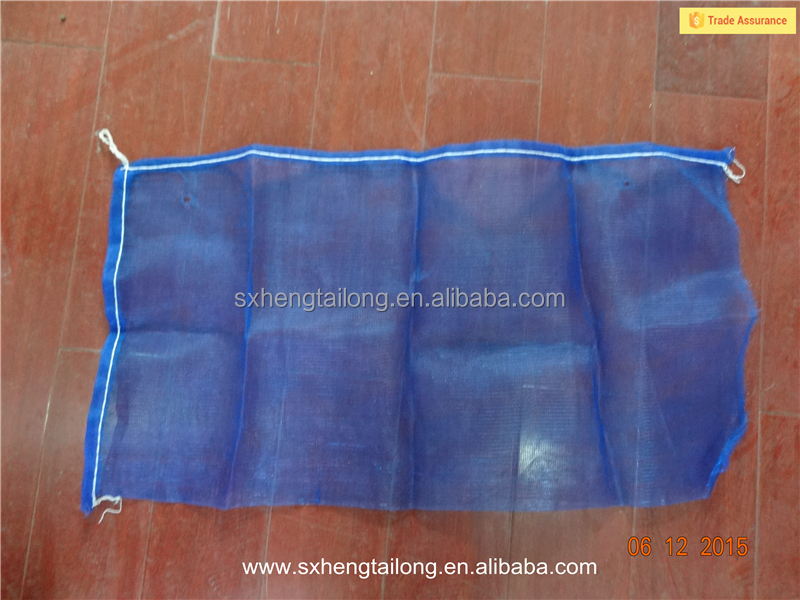 Hot sell top quality and low price mesh net bag for packing