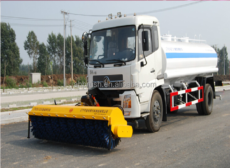 Rotary Sweeper Truck Sweep Brush Electric Street