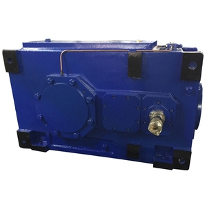 H series high power speed reducer auxiliary drive gearbox trc gear box  comer gearbox