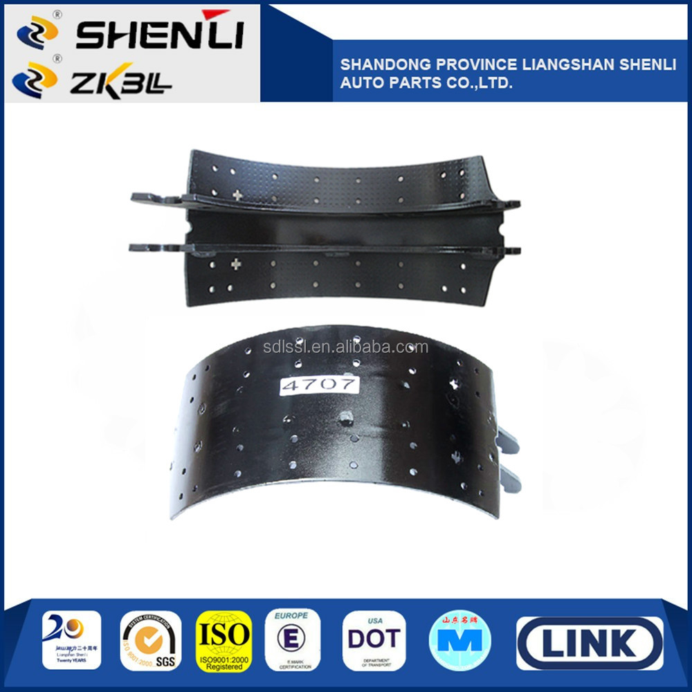 4707 Brake Shoe In Auto Brake Shoes