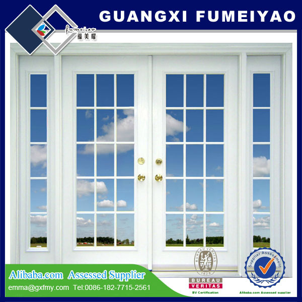 Style of french sliding glass door grill design window for French window design