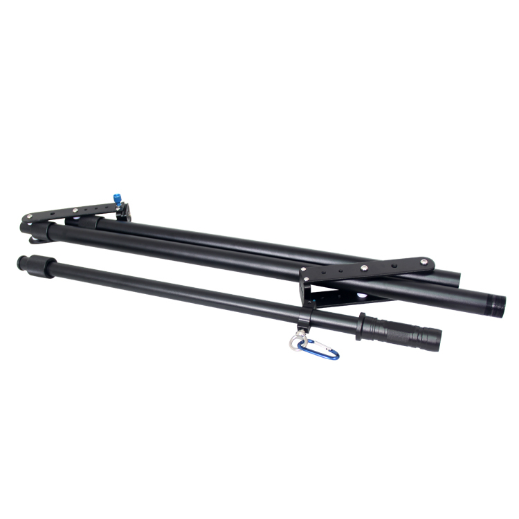 YELANGU Professional Video Camera Jimmy Jib Crane for Video Camera