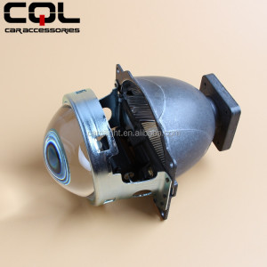 CQL high quality Square tail hid xenon projector lens light Q5 D1 D2 D3 D4 bi-xenon projector