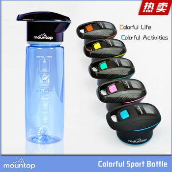 Wholesale Directly Factory Uv Sterilizer Water Bottle Mountop Portable Water  Purifier (750ml)