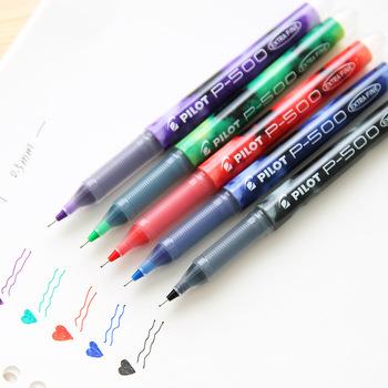 An Pilot Roller Ball Gel Pen 0 5mm Office School Supplies Papeleria Stationery Ink Pattern Bl