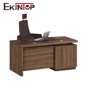 Classic office furniture mdf wooden office computer table for office
