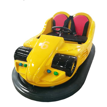 Kids Mini Outdoor E Indoor Usados ​​Bumper Cars Para Venda
