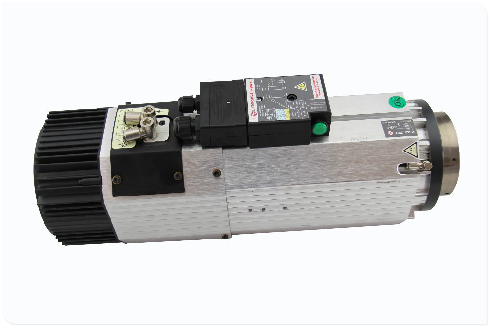 9kw Good Quality High Accuracy Cnc Router Hsd Atc Spindle
