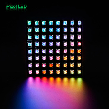 Thin flexible dot matrix led rgb display with New products