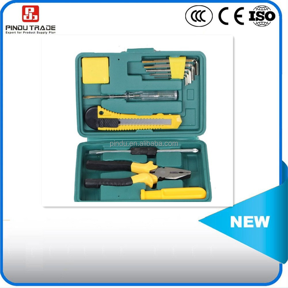 11 sets of utility tool kit hex wrench gift box